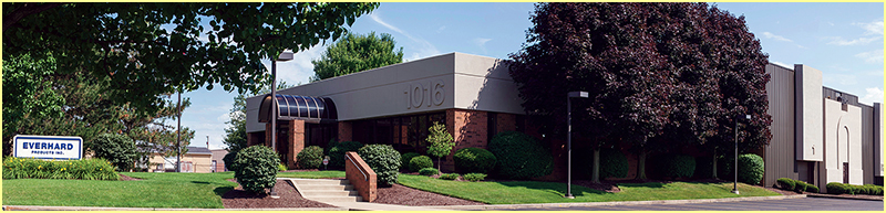 Everhard Products, Inc. Main Office - Canton, Ohio